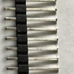 0.100 Header Pins