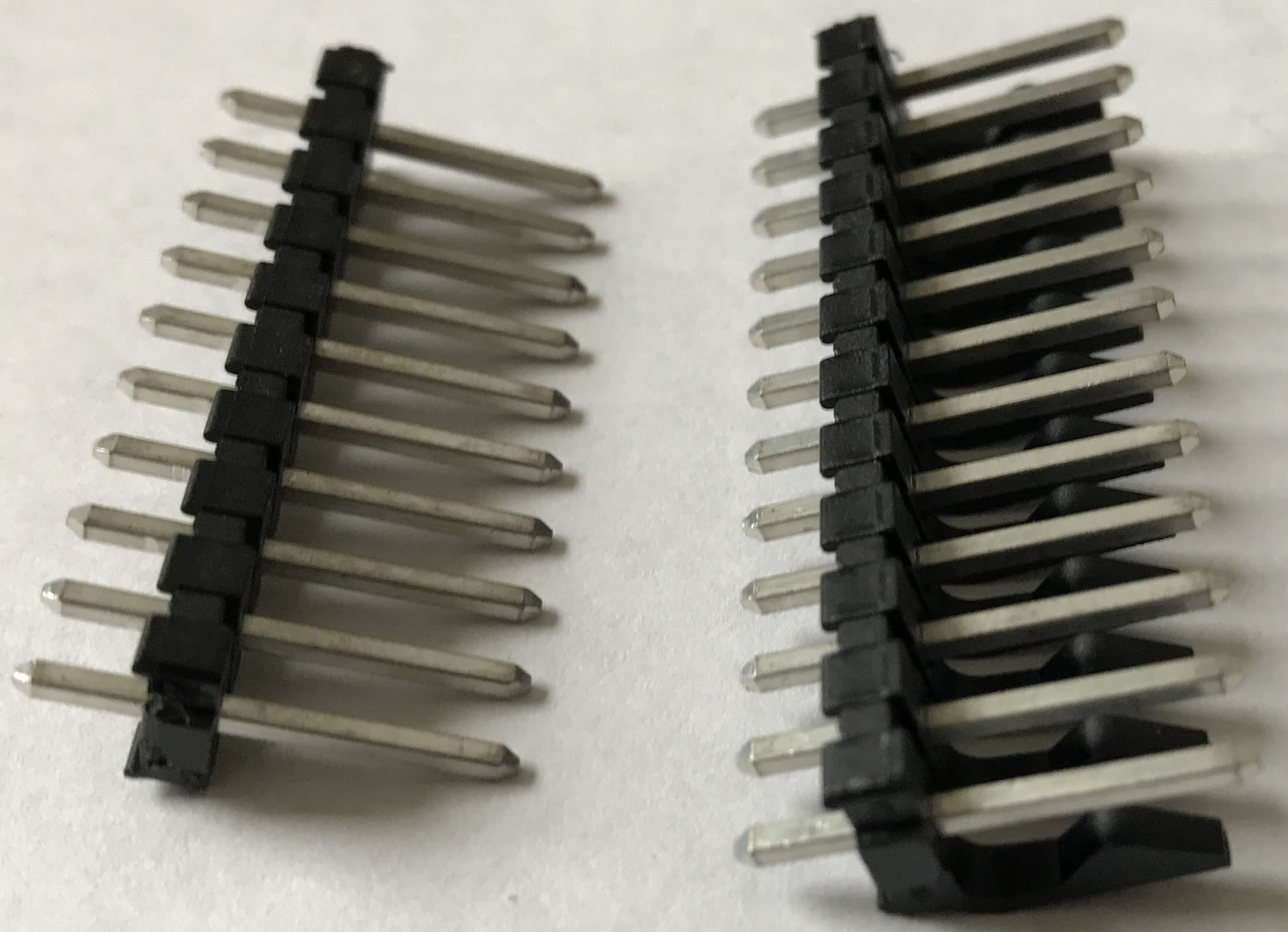 Crimping Tang 3 Hole 0156 Header Pins
