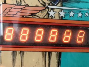 Numeric display