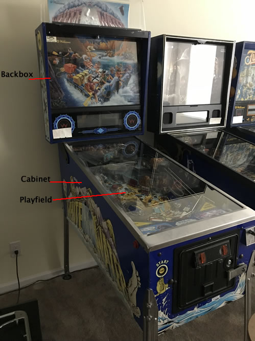 Tremendous Pinball Repair Introduction Fix Clean Restore A Pinball Interior Design Ideas Gentotryabchikinfo