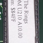 CPU EPROM