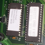 Bootflash ICs.