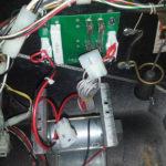 Shaker circuit board