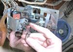 slider, plunger, coil bracket, coil, and coil sleeve