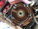 Stepper motor disk