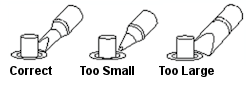soldering iron tip size