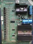 Bally rectifier solenoid board