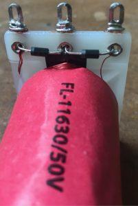 parallel flipper coil
