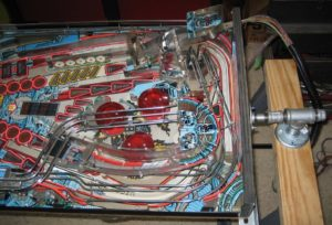 playfield attached